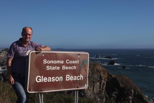 Sonoma coast state beach wedding