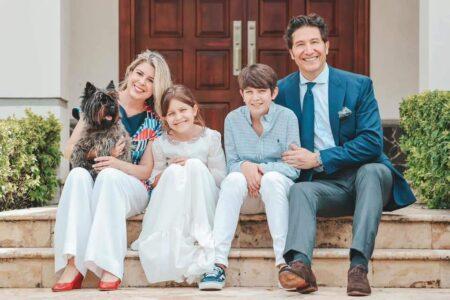 Vito med familj